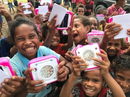 All smiles for brighter futures with SolarBuddy and KTF