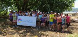 Flighties from around the world gather in Hawaii to lend a hand