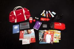 What's in the Redkite Support Pack? All sorts of comfort and useful items, plus vita information for the journey ahead