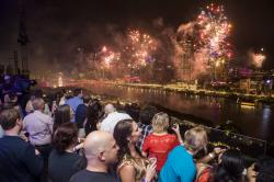 Riverfire for Foodbank 2017