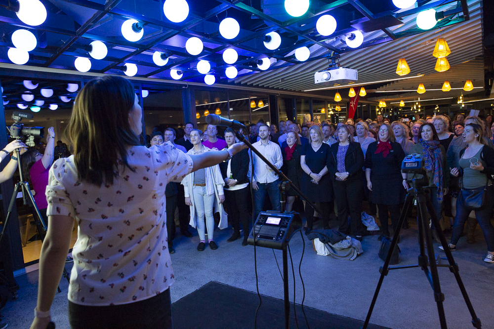 FCTG sings for Youngcare